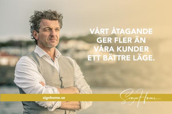 Radhus i toppskick Torslanda!