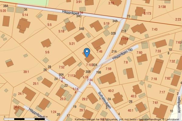 1-Plansvilla i härliga Lilleby