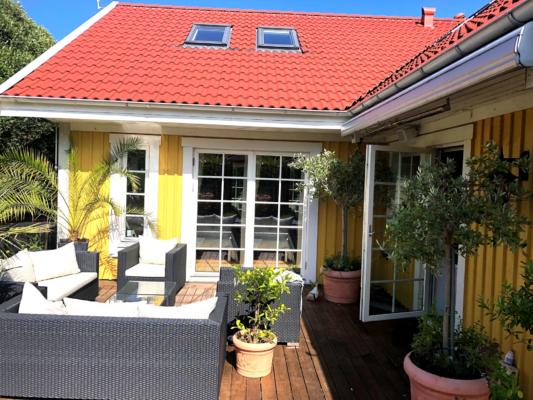 Torslanda magnifik villa i Lilleby !