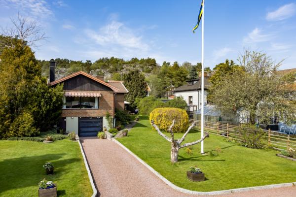 En trädgårdsdröm i underbara Torslanda!