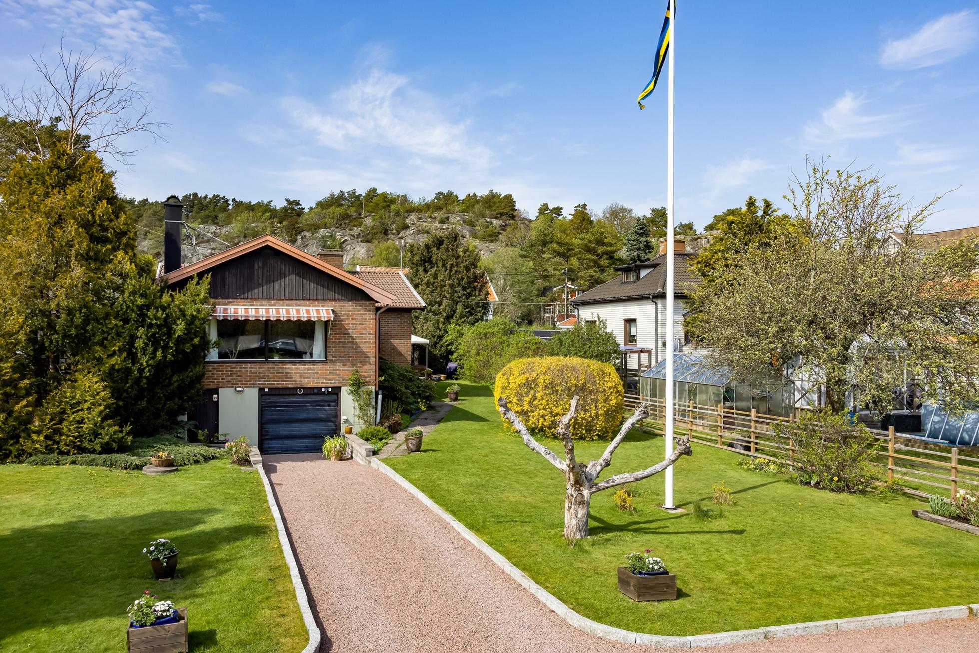 En Torslanda trädgårdsdröm.. Kommer snart till salu !!