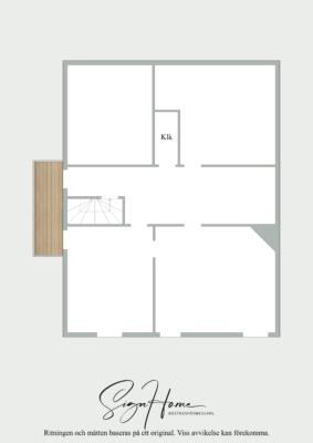 Parhus med lägenheter i Örgryte!
